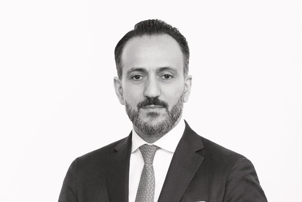 Rechtsanwalt Alireza Mansouri